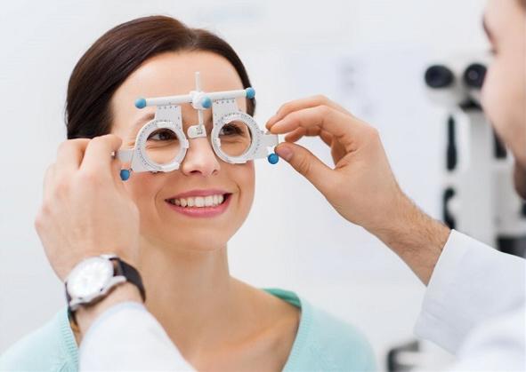 οφθαλμίατρος Δρανίδης